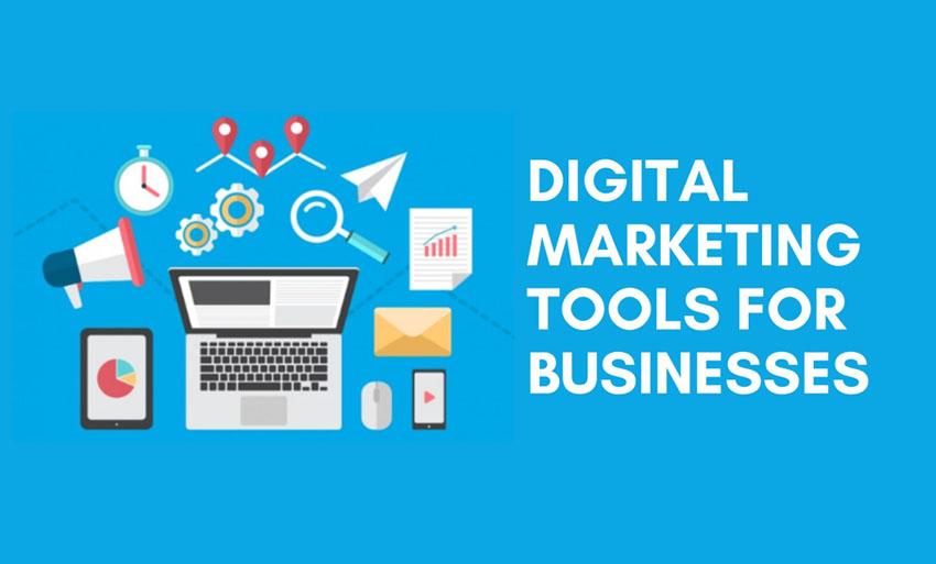 digital marketing tools for businesses