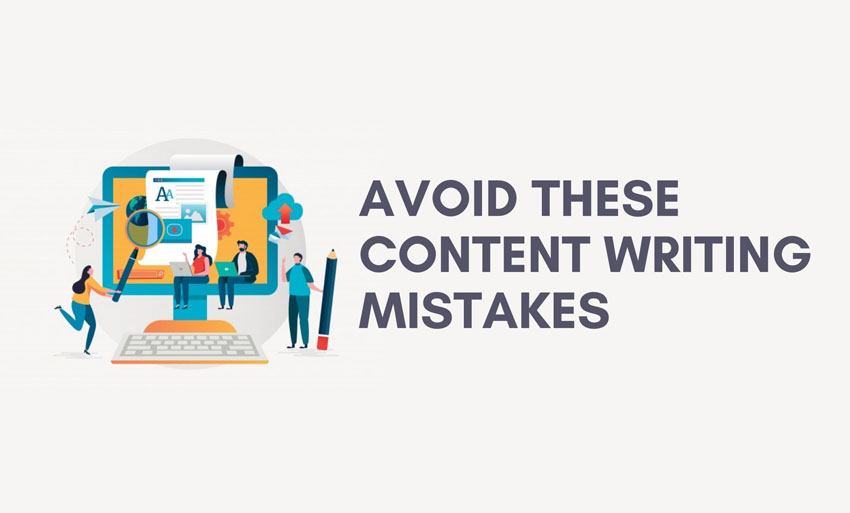 content writing mistakes to avoid