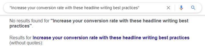 headline writing best practices