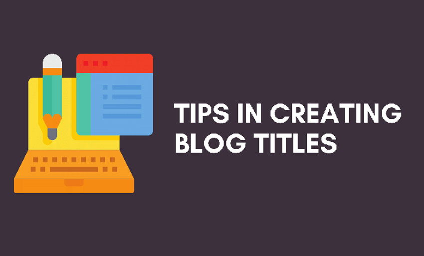 how to create blog titles that people will click